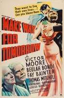 Make Way for Tomorrow movie poster (1937) picture MOV_c0d36323