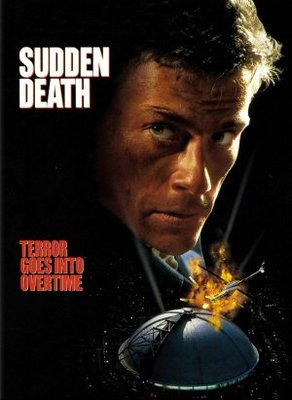 Sudden Death movie poster (1995) poster MOV_c0d8a1ed