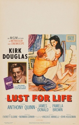 Lust for Life movie poster (1956) poster MOV_c0e44c00