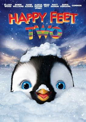 Happy Feet Two movie poster (2011) poster MOV_c0e5c147