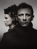 The Girl with the Dragon Tattoo movie poster (2011) picture MOV_c0ebcf23