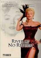 River of No Return movie poster (1954) picture MOV_c0f91615