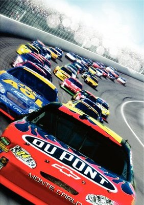 NASCAR 3D movie poster (2004) poster MOV_c10d56e9