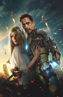 Iron Man 3 movie poster (2013) picture MOV_c10ddeeb