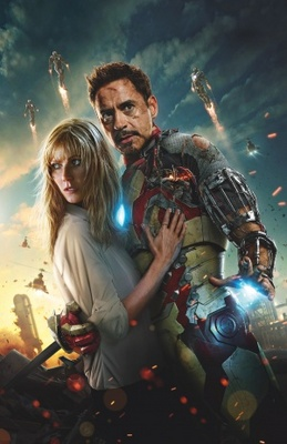 Iron Man 3 movie poster (2013) poster MOV_c10ddeeb
