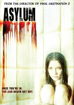 Asylum movie poster (2007) poster MOV_c113ca02