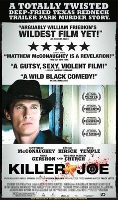 Killer Joe movie poster (2011) poster MOV_c11f7279
