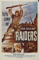 Silent Raiders movie poster (1954) picture MOV_c1215a6b