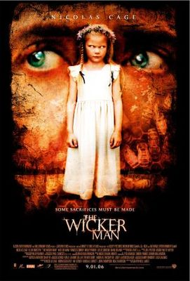 The Wicker Man movie poster (2006) poster MOV_c121a6c1