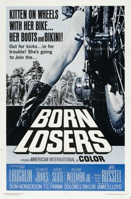 The Born Losers movie poster (1967) poster MOV_c12660fe