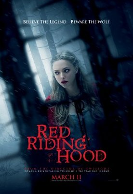 Red Riding Hood movie poster (2011) poster MOV_c128098a