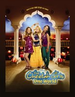 The Cheetah Girls: One World movie poster (2008) picture MOV_c128a0b3