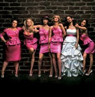 Bridesmaids movie poster (2011) picture MOV_c12bccf8