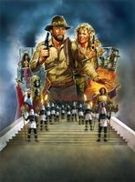 Allan Quatermain and the Lost City of Gold movie poster (1987) picture MOV_c12e7255