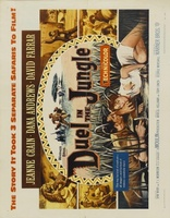 Duel in the Jungle movie poster (1954) picture MOV_c12f0860