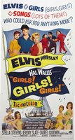 Girls! Girls! Girls! movie poster (1962) picture MOV_c1350ae9