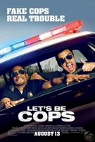 Let's Be Cops movie poster (2014) picture MOV_c136e9e1