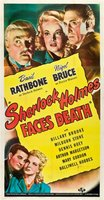 Sherlock Holmes Faces Death movie poster (1943) picture MOV_c13845b8