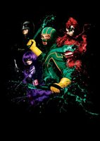 Kick-Ass movie poster (2010) picture MOV_c13e1999