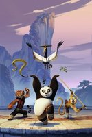 Kung Fu Panda movie poster (2008) picture MOV_c1442df9