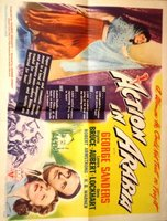 Action in Arabia movie poster (1944) picture MOV_c14532ba