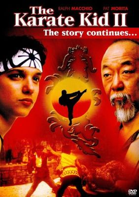 The Karate Kid, Part II movie poster (1986) poster MOV_c1484228