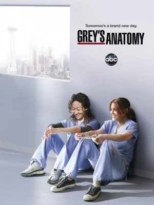 Grey's Anatomy movie poster (2005) poster MOV_c14da8a8