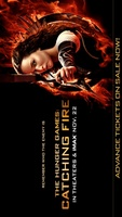 The Hunger Games: Catching Fire movie poster (2013) picture MOV_c1529389