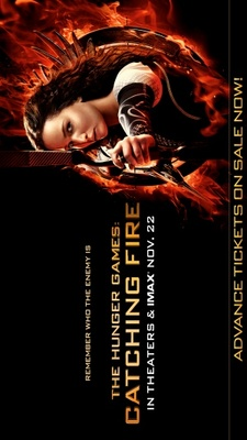 The Hunger Games: Catching Fire movie poster (2013) poster MOV_c1529389