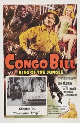 Congo Bill movie poster (1948) poster MOV_c156ef54