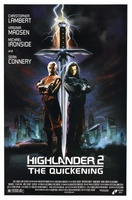 Highlander 2 movie poster (1991) picture MOV_c1599fd6