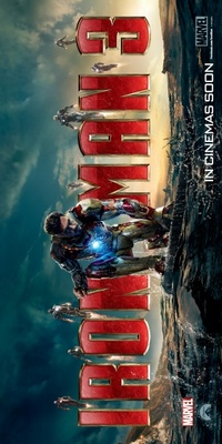 Iron Man 3 movie poster (2013) poster MOV_c15aa99c