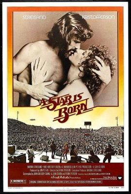 A Star Is Born movie poster (1976) poster MOV_c15b28d5