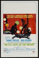 In the Heat of the Night movie poster (1967) picture MOV_c15f0aae