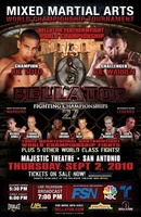 Bellator Fighting Championships movie poster (2009) picture MOV_c1648db4