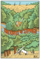 The Kings of Summer movie poster (2013) picture MOV_c169accb