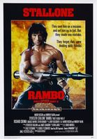 Rambo: First Blood Part II movie poster (1985) picture MOV_c16b24ec