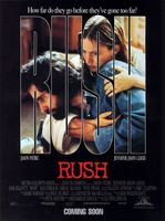 Rush movie poster (1991) picture MOV_c175637f