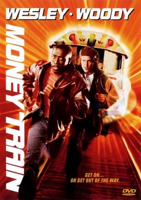 Money Train movie poster (1995) poster MOV_c17d1422