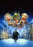 The Muppet Christmas Carol movie poster (1992) picture MOV_c1809beb