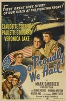 So Proudly We Hail! movie poster (1943) picture MOV_c187b9e1