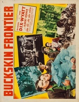 Buckskin Frontier movie poster (1943) picture MOV_c18a4dd3