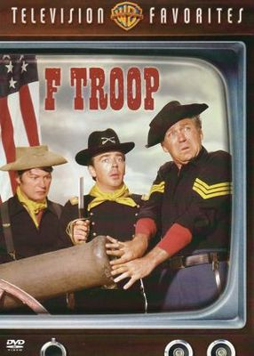 F Troop movie poster (1965) poster MOV_c192427e