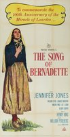 The Song of Bernadette movie poster (1943) picture MOV_c1947749