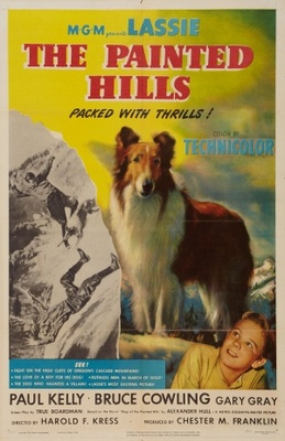 The Painted Hills movie poster (1951) poster MOV_c1a1cf2e