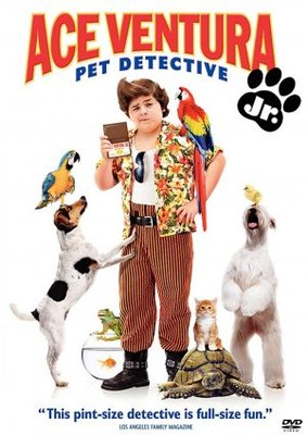 Ace Ventura Jr: Pet Detective movie poster (2009) poster MOV_c1a35316