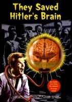 They Saved Hitler's Brain movie poster (1963) picture MOV_c1a4df88