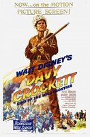 Davy Crockett, King of the Wild Frontier movie poster (1954) picture MOV_7643ff27