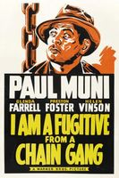 I Am a Fugitive from a Chain Gang movie poster (1932) picture MOV_f02fb4b9