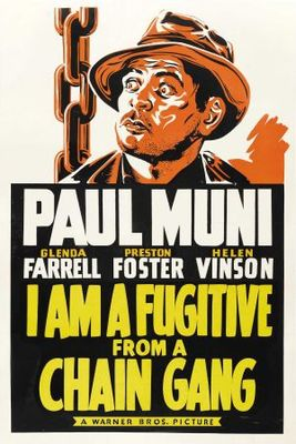 I Am a Fugitive from a Chain Gang movie poster (1932) poster MOV_c1b1f531
